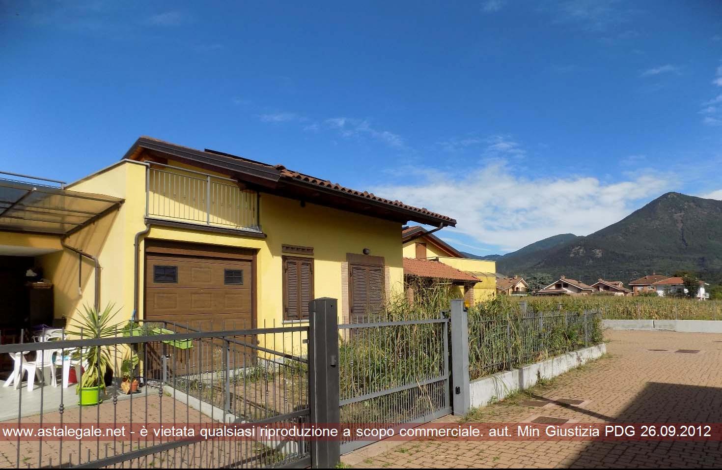 """Avigliana (TO) Via Moncenisio, 84/C Nel Complesso Edilizio Residenziale denominato """"Residenza Le Ville"""""""