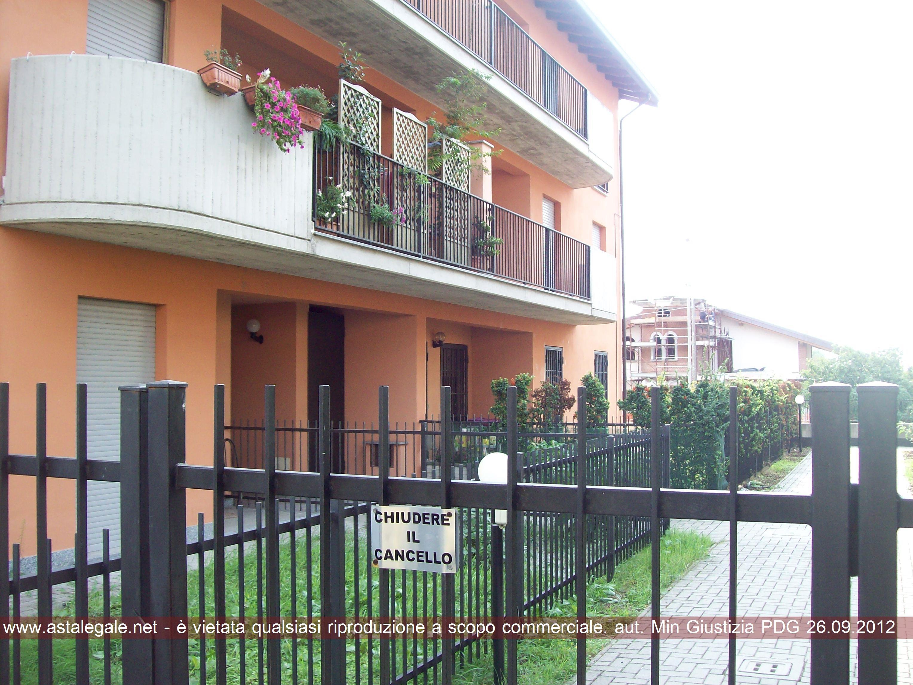 Cassolnovo (PV) Via Naviglietto 6