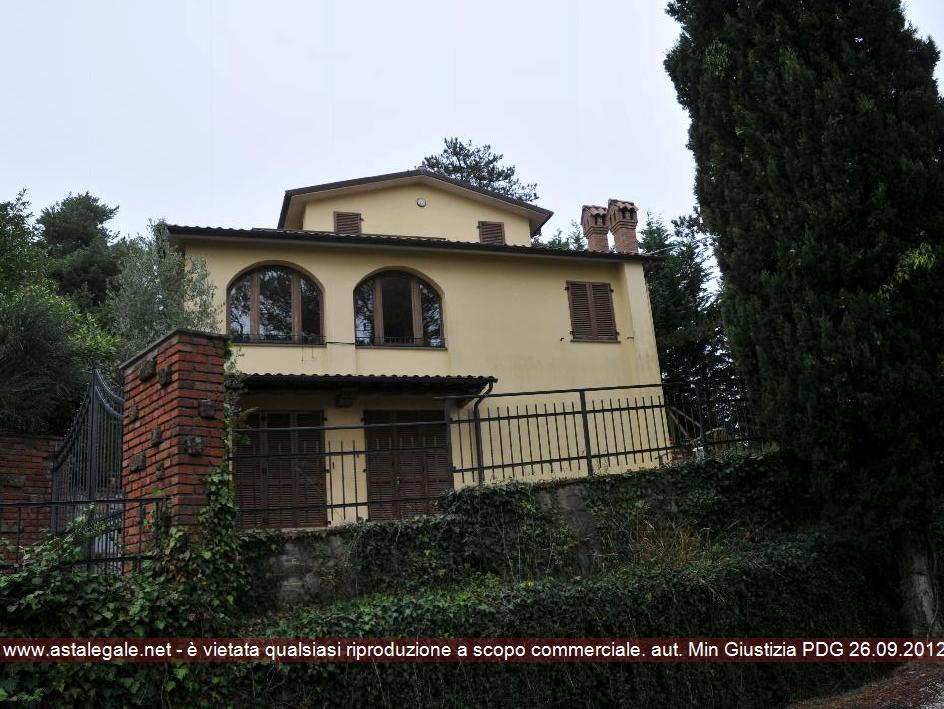 Passignano Sul Trasimeno (PG) Localita' Castel Rigone