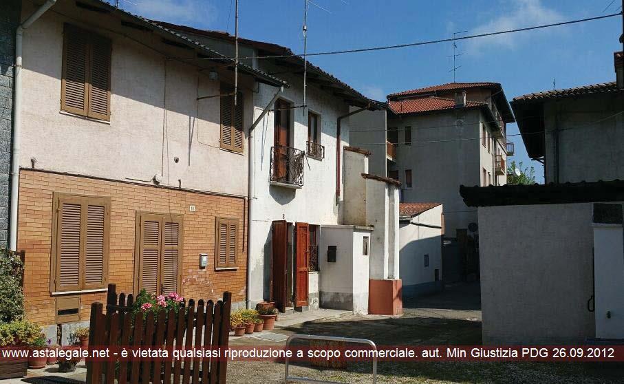 Candia Lomellina (PV) Via Sant'Antonio 11