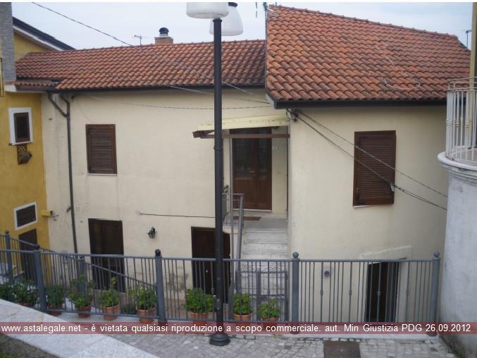 Capriglia Irpina (AV) Via Castello 10