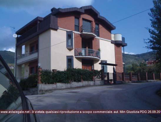 Tufo (AV) Via Santa Lucia (o V. Provinciale - Loc. S. Paolo)