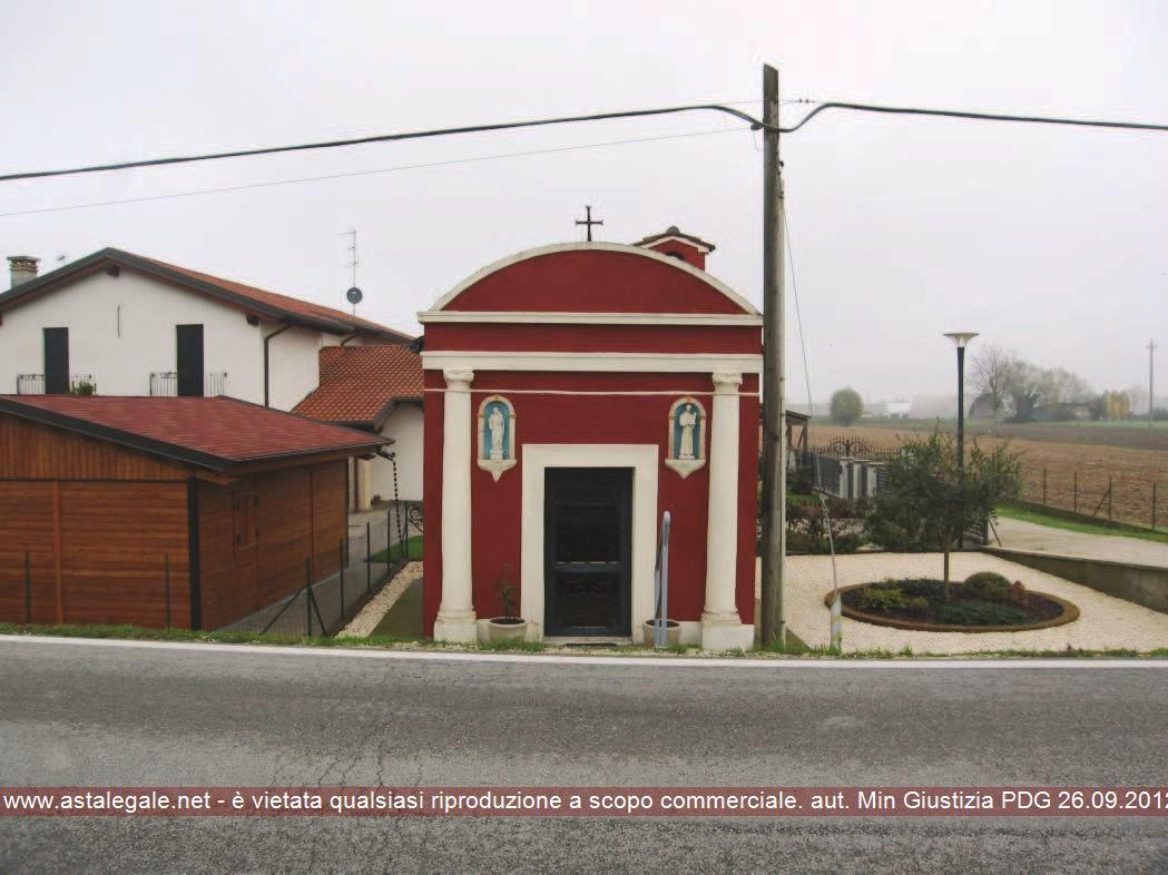 Stanghella (PD) Via Canaletta Superiore