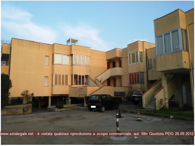 Fano (PU) Localita' Metaurilia - Str. Nazionale Adriatica  165/N