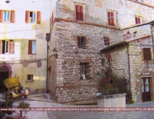 Monte Castello Di Vibio (PG) Via Vittorio Emanuele 3