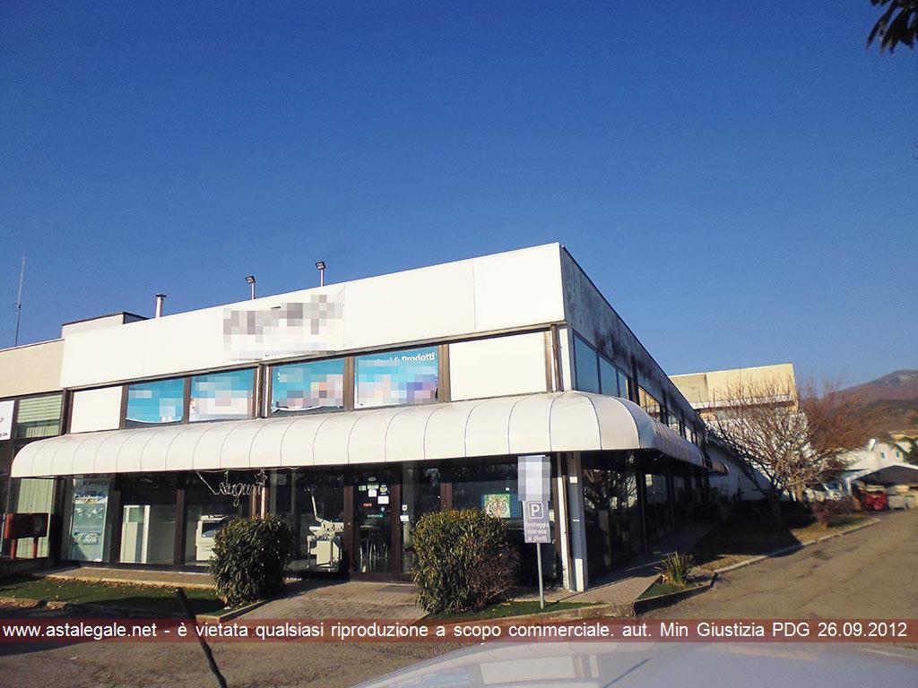 Sansepolcro (AR) Via Ginna Marcelli, n°. 5 - zona industriale Trieste