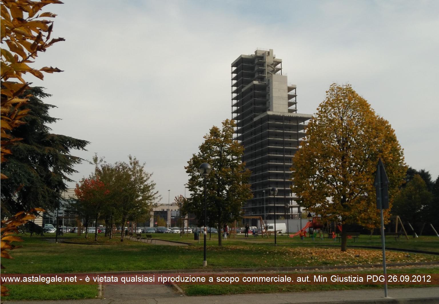 Desio (MB) Via Lombardia angolo Via Milite Ignoto 1