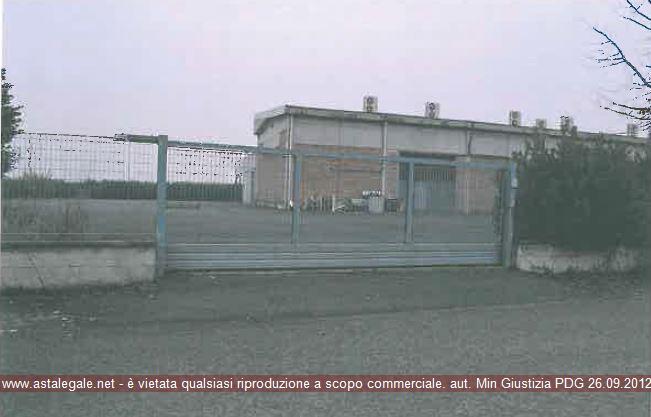 Bosco Marengo (AL) Strada Statale (ora Strada regionale), 35 bis detta dei Giovi n.c. 5