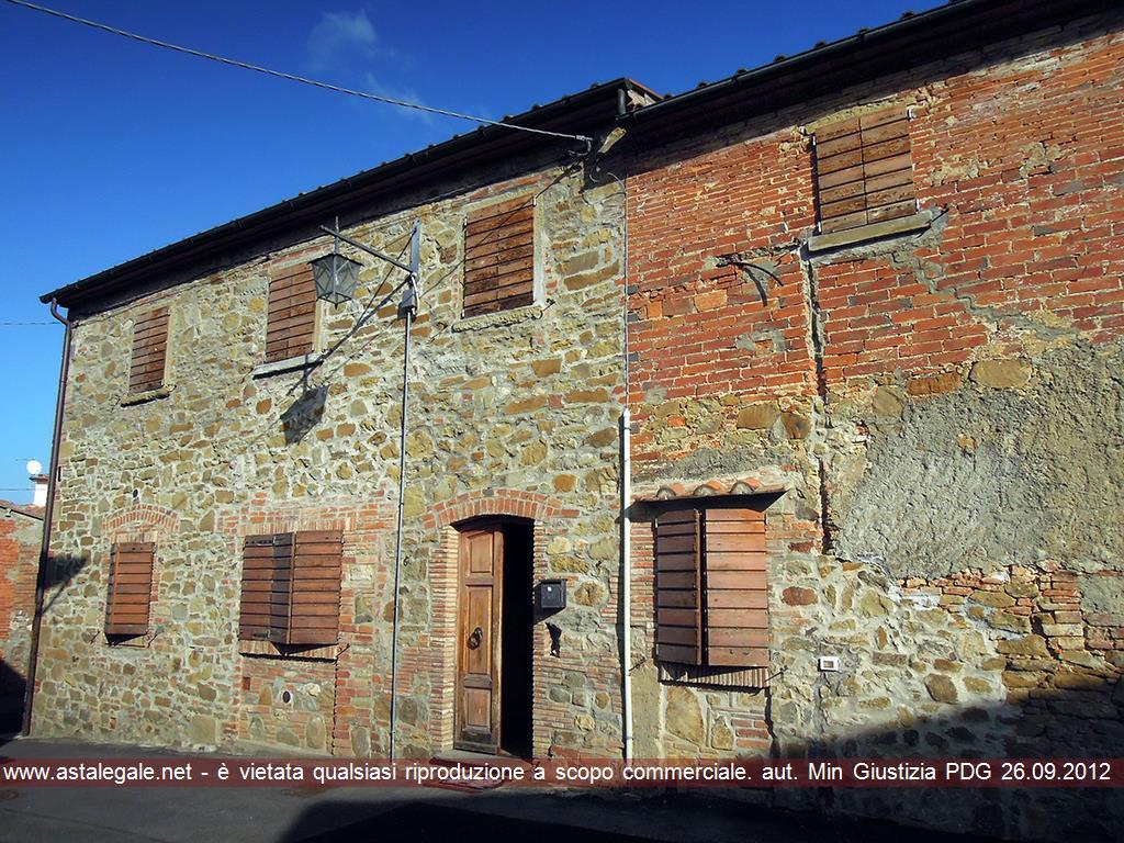Civitella In Val Di Chiana (AR) Frazione Tegoleto - Via della Chimera 49
