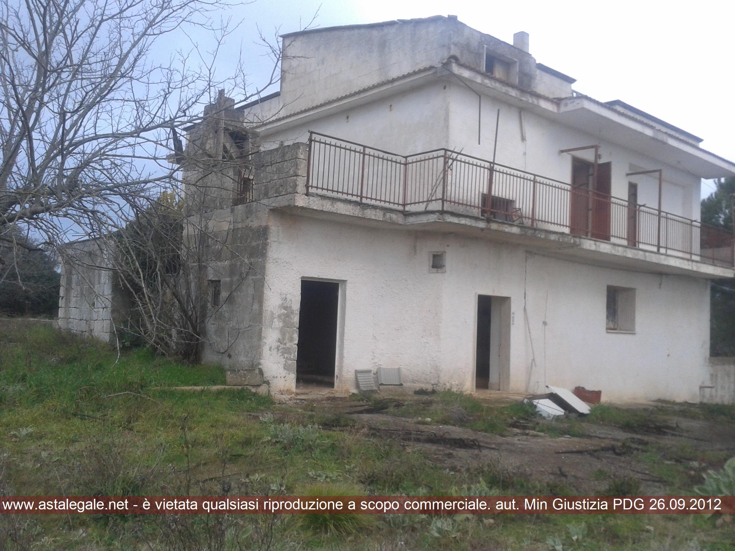Ceglie Messapica (BR) Contrada FEDELE PICCOLO SNC