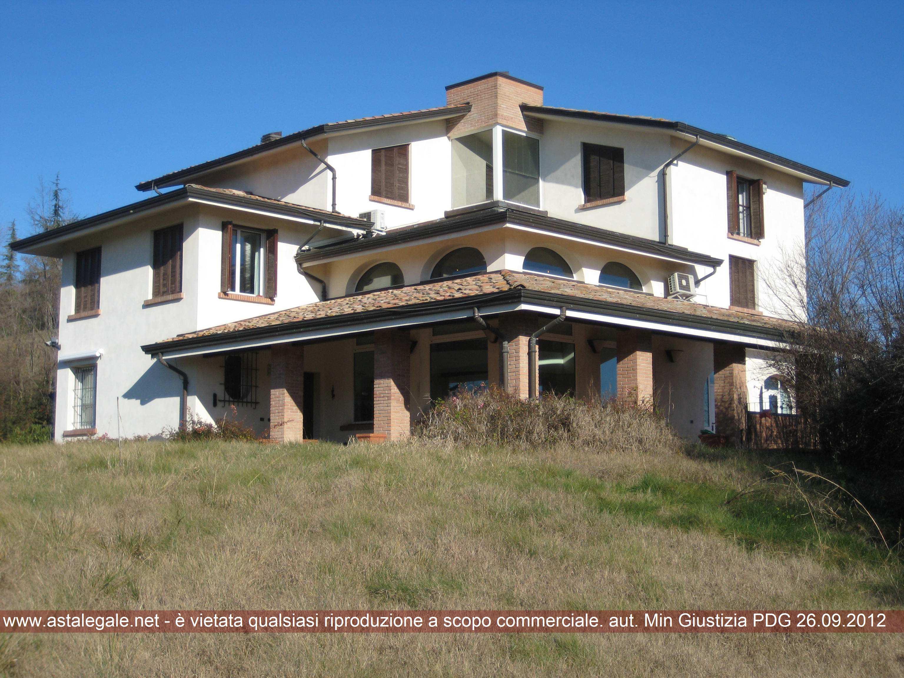 Neviano Degli Arduini (PR) Localita' Il Cereto