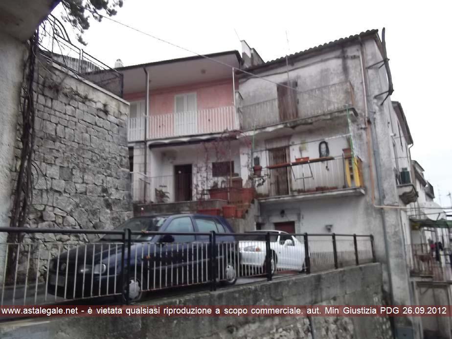 Sant'agapito (IS) Via CARBONARI e VIA CAMPANIA