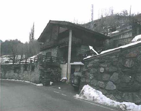 Arvier (AO) Localita' Moget - Via St .Antoine 51