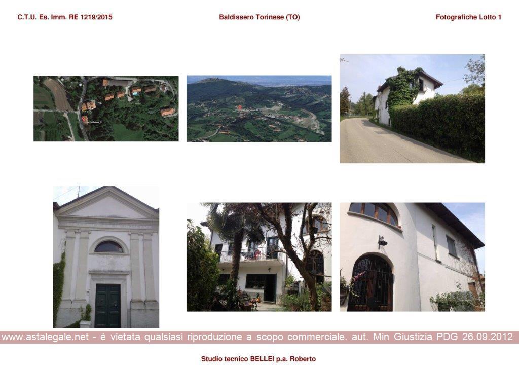 Baldissero Torinese (TO) Strada PINO TORINESE  19-23