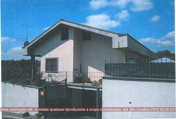 Fabrica Di Roma (VT) Localita' Fontana Secca - Via delle Ginestre