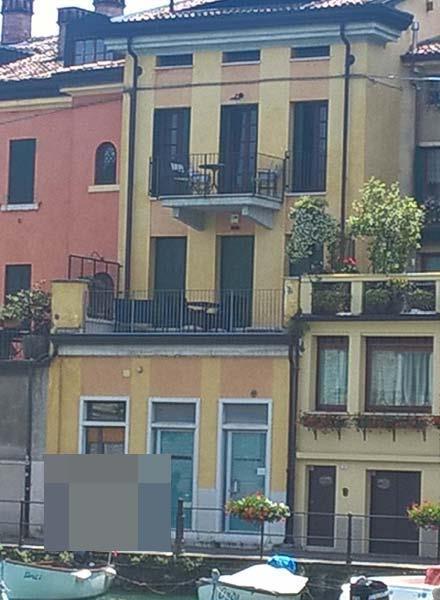 Peschiera Del Garda (VR) Lungo Mincio Cordigero e via Milan
