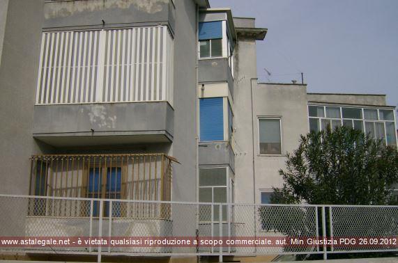 Brindisi (BR) Via Mecenate, 13 angolo via Cocceio Nerva