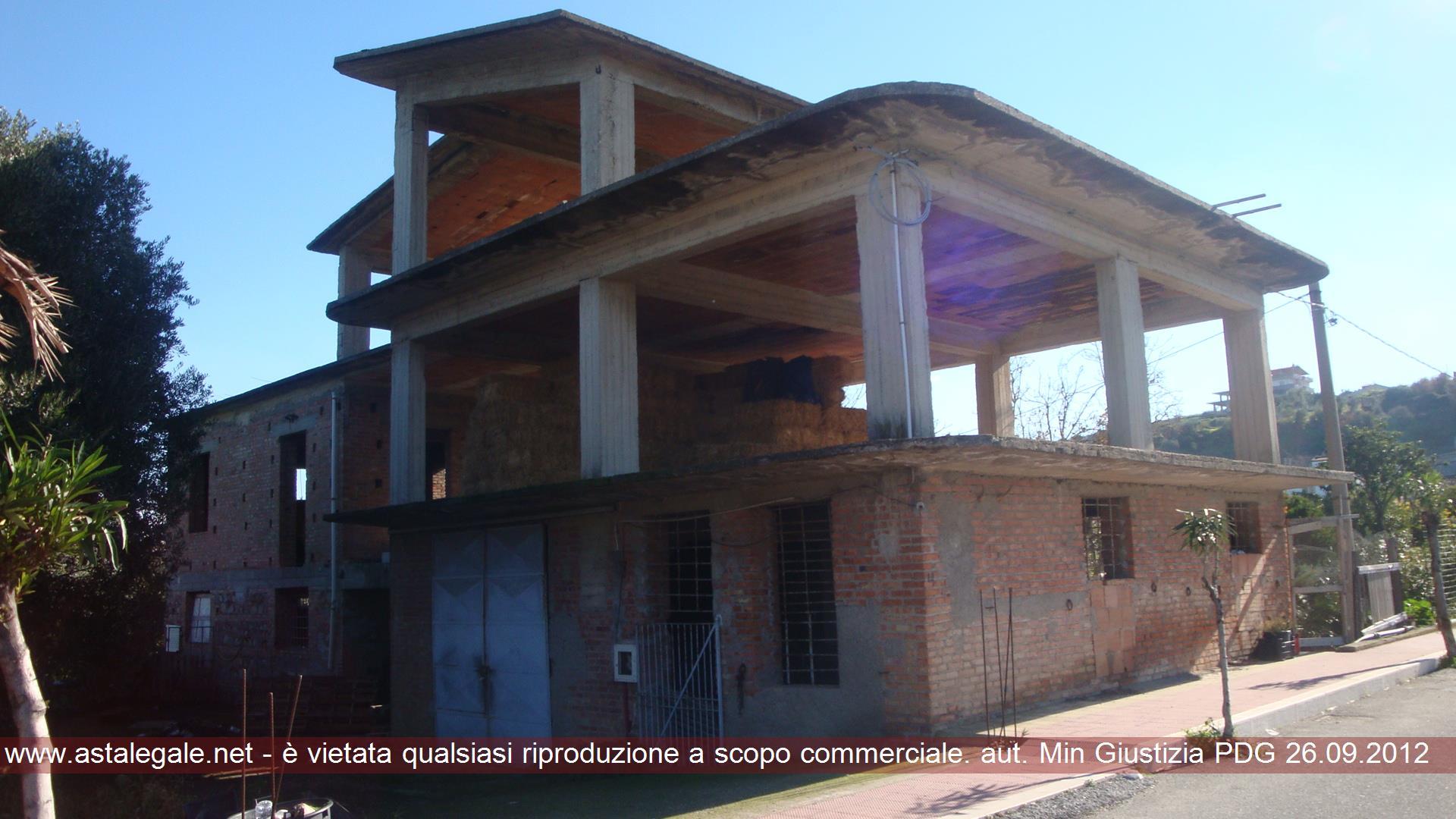 Terme Vigliatore (ME) Localita' Mongiomeli