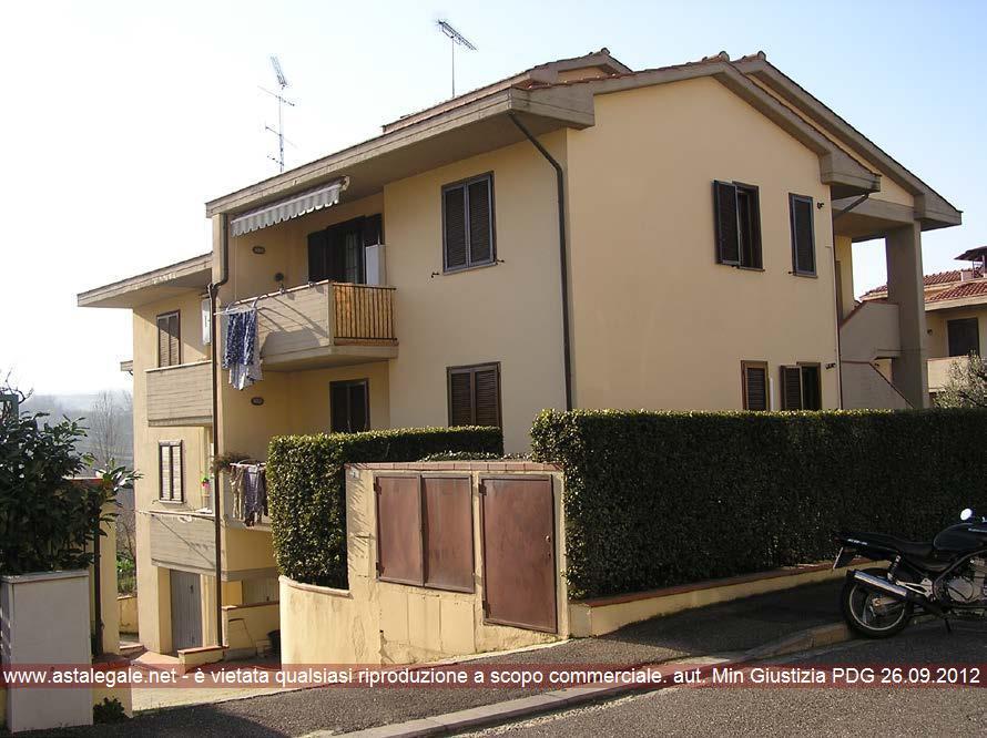Montespertoli (FI) Localita' Baccaiano - Via Eleonora Loi 19