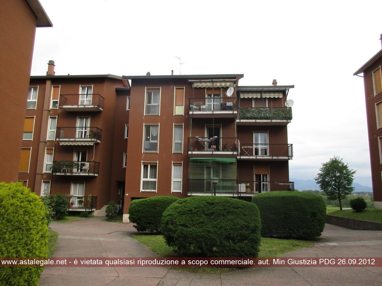 Besana In Brianza (MB) Via del Castano 24