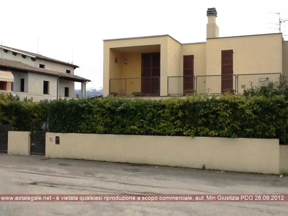 Spello (PG) Frazione Acquatino - Voc.Monterione snc