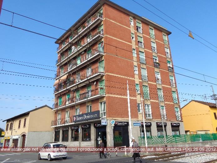 Paderno Dugnano (MI) Via Casati 1