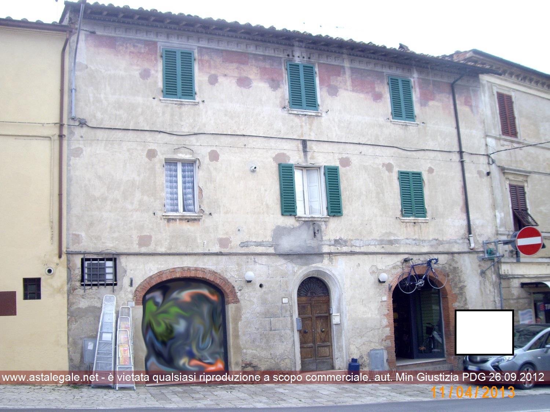 Asciano (SI) Via Roma 48