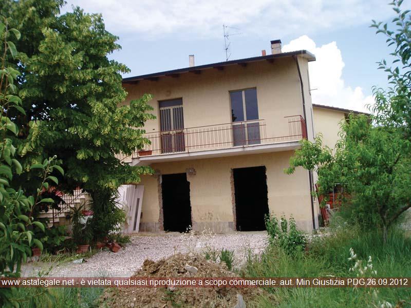 Marsciano (PG) Localita' Spina - Via Marzabotto