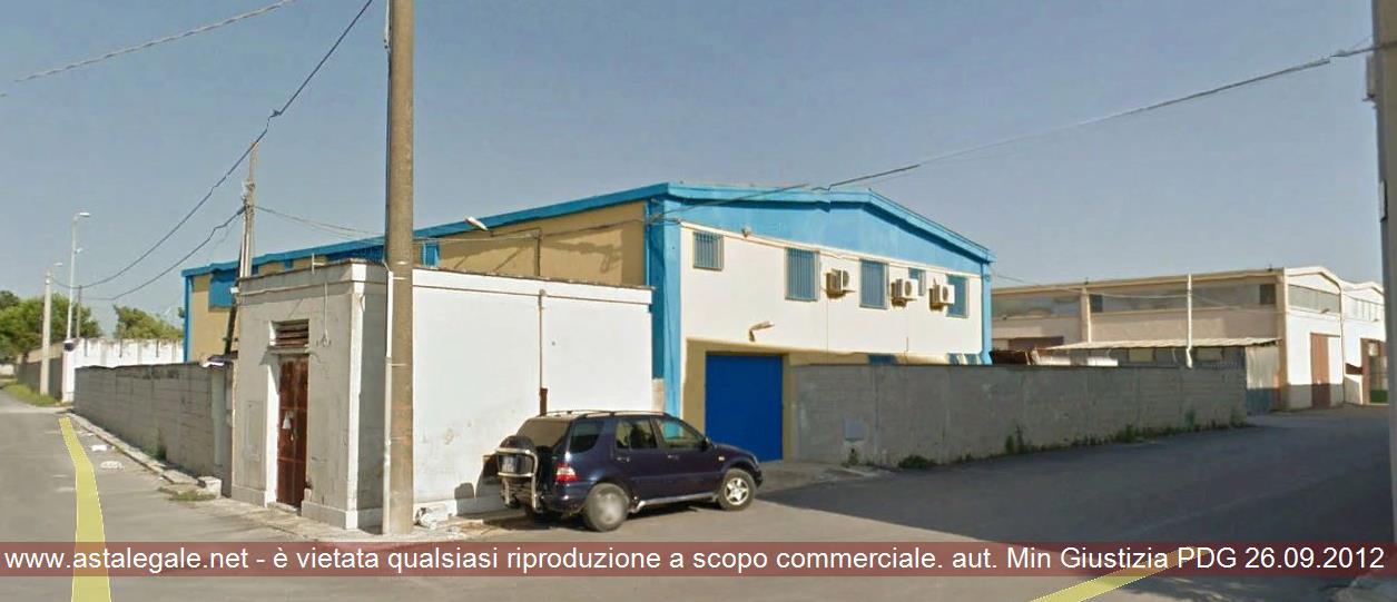 Brindisi (BR) Zona Industriale - alla Via Mohandas Gandhi 5