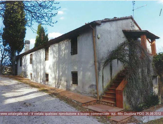 Corciano (PG) Via DEL BORGOGIGLIONE 1