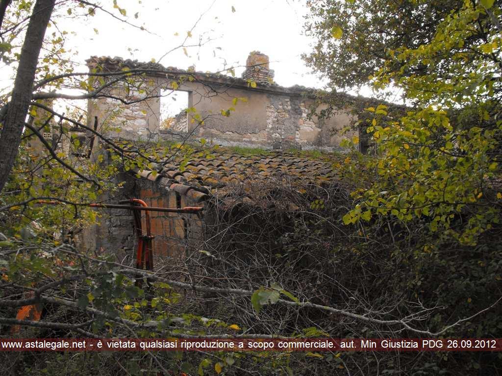 Pergola (PU) Localita' Montesecco