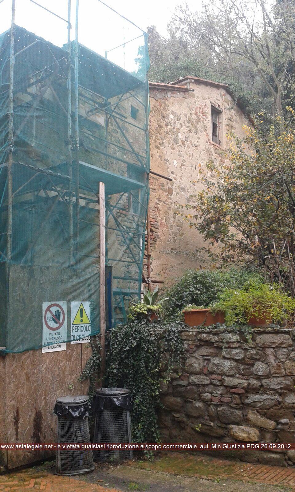 Passignano Sul Trasimeno (PG) Via Cappuccini