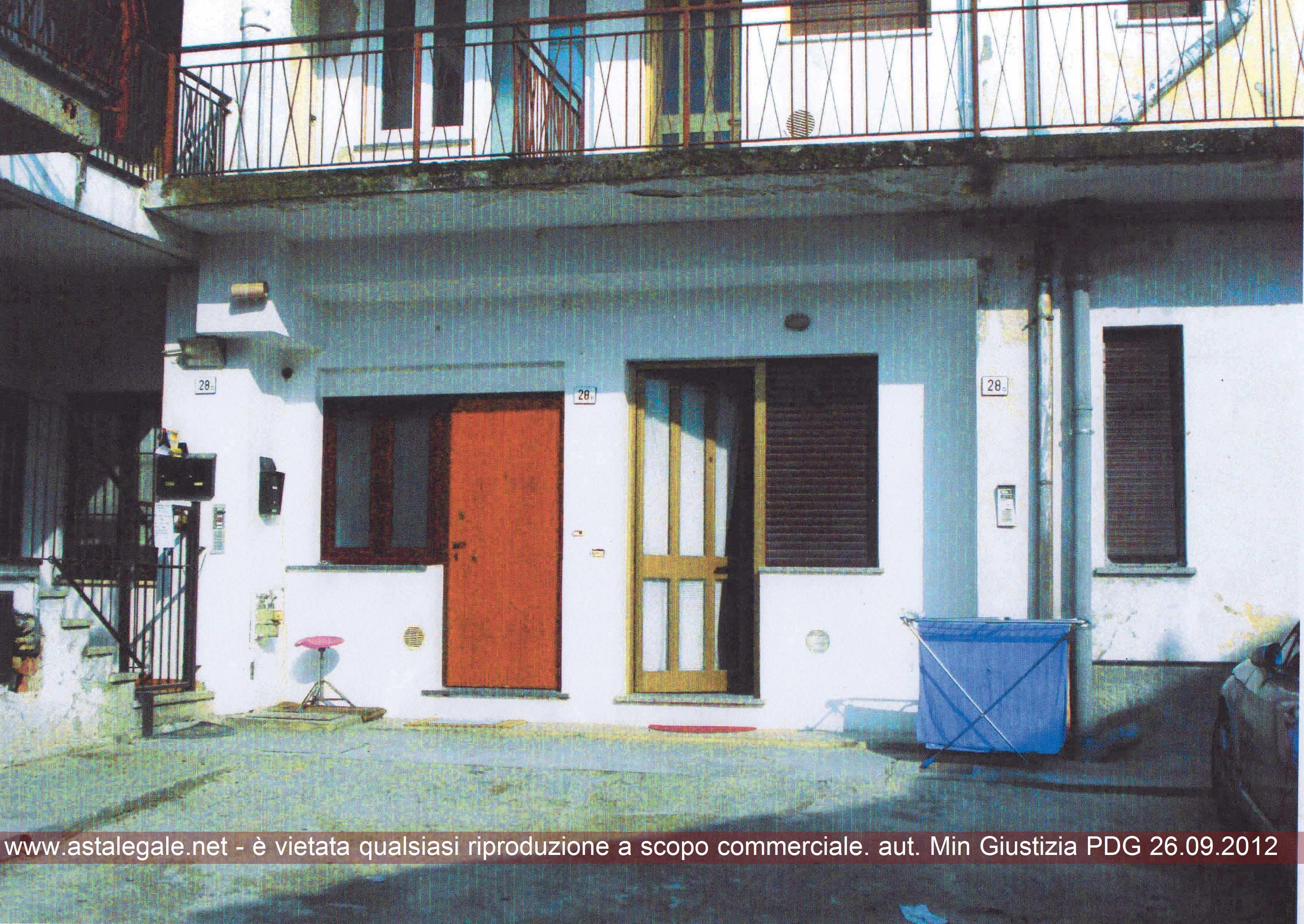 Besana In Brianza (MB) Frazione Calò - Via Borromeo 28