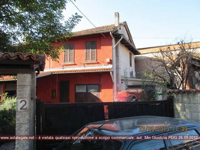 Villa Biscossi (PV) Via Roma 2