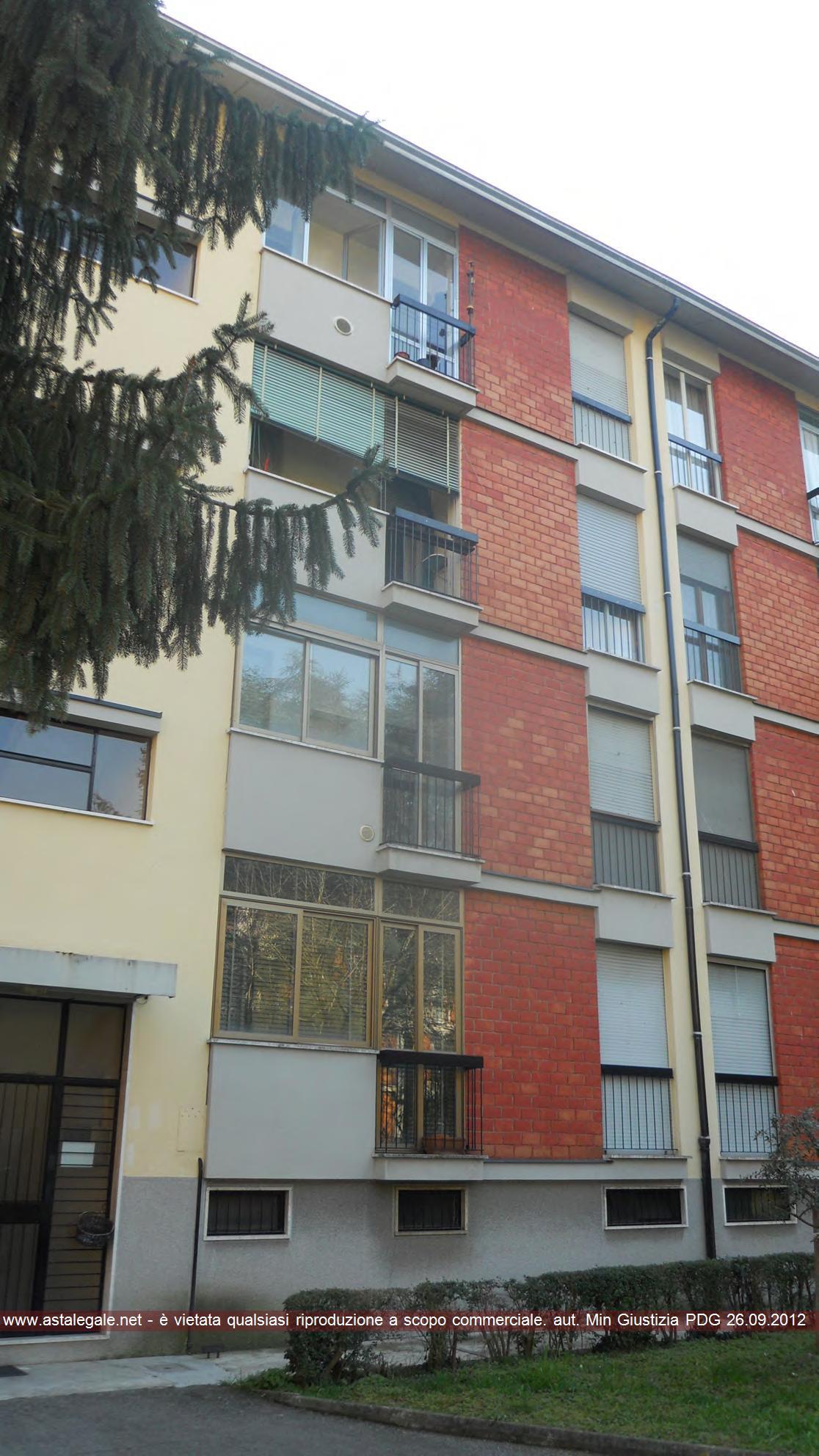 Casalpusterlengo (LO) Via Cesare Battisti, 54 - Scala H