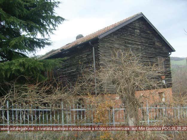 Lugagnano Val D'arda (PC) Localita' Baracche snc