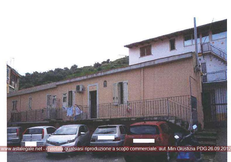 Messina (ME) Via Mauro Granata - Villaggio Aldisio