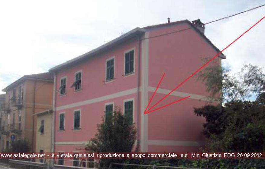 La Spezia (SP) Quartiere Migliarina - Via Sarzana 286