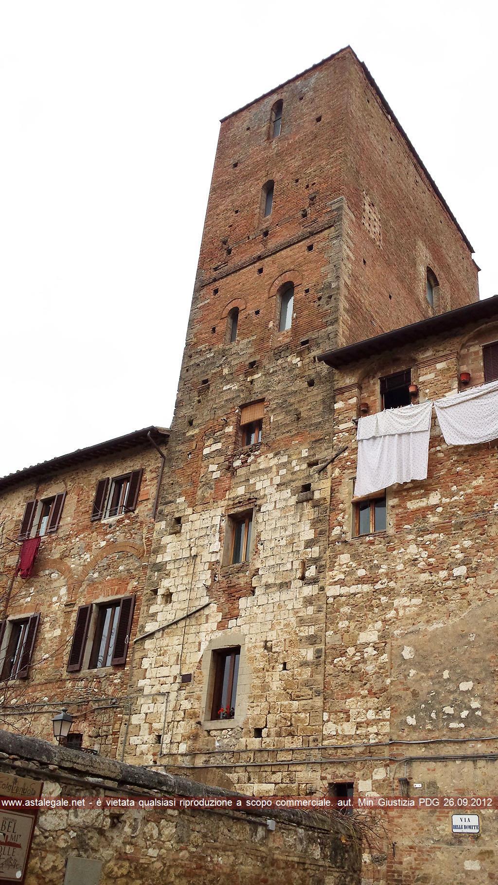 Colle Di Val D'elsa (SI) Via del Castello 63