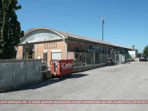Vallefoglia (PU) Localita' Sant'Angelo in Lizzola - Via dell'Artigianato 2