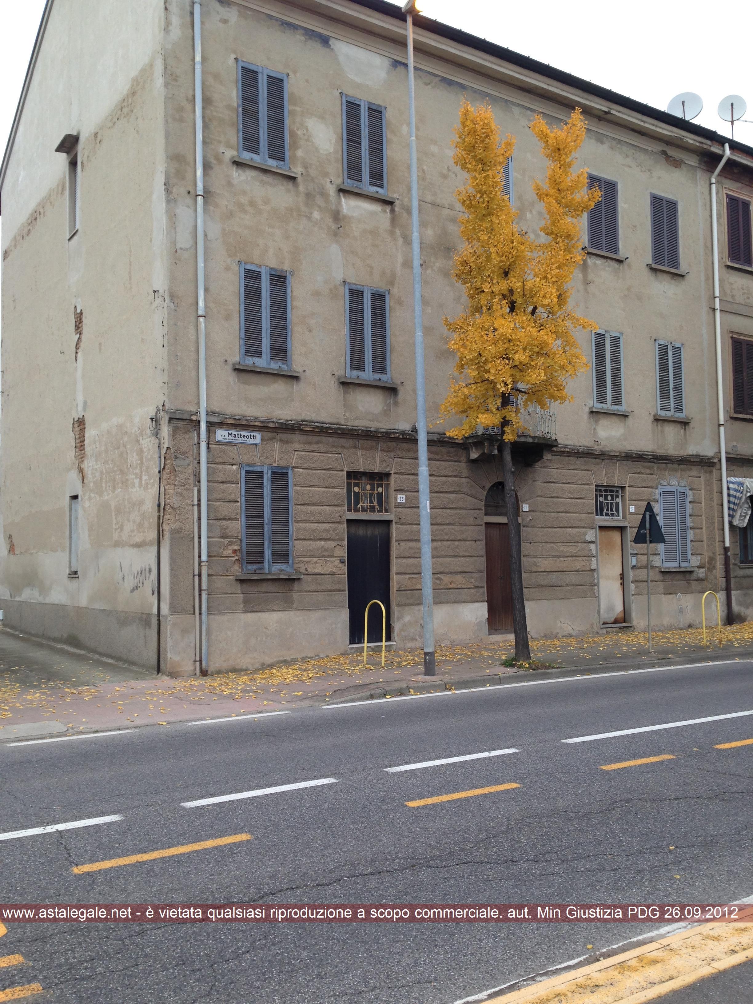 Bernareggio (MB) Via Matteotti 21