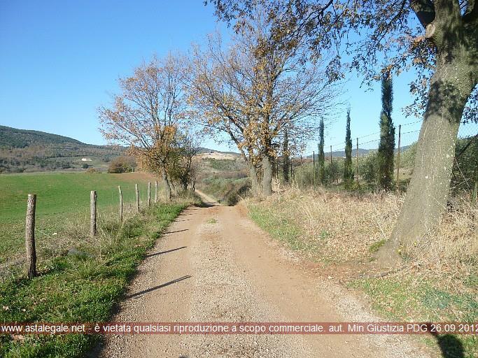 Manciano (GR) Localita' Montauto snc
