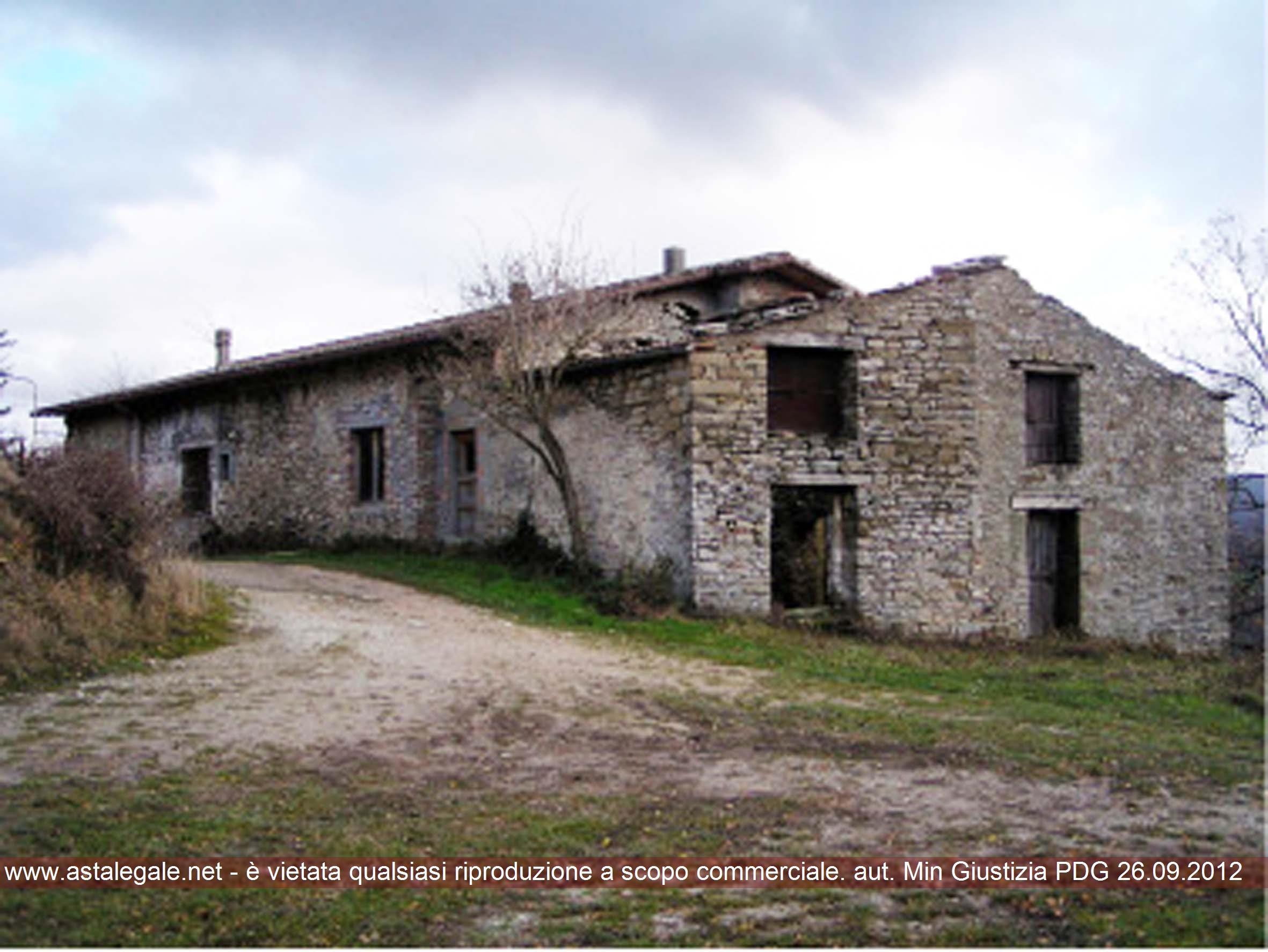 Badia Tedalda (AR) Localita' Castello - Fraz. Santa Sofia Marecchia