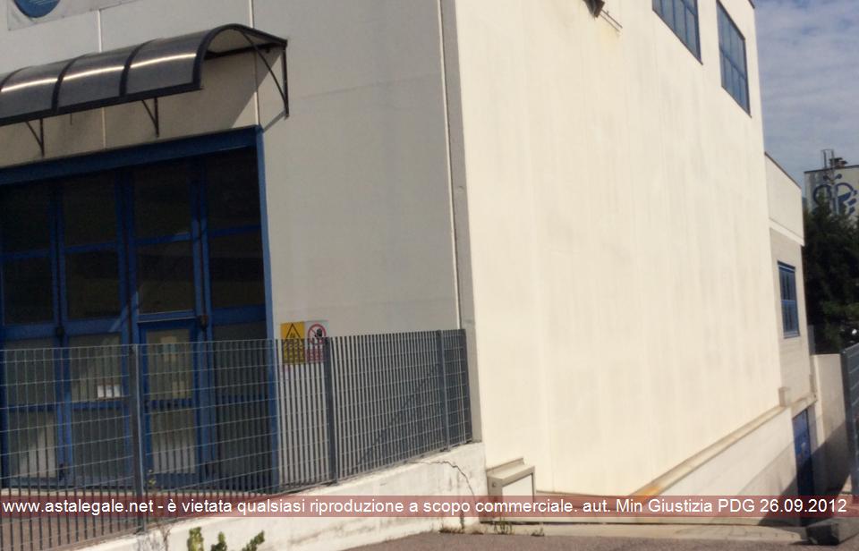 Lavis (TN) Via Filos (zona industriale II)