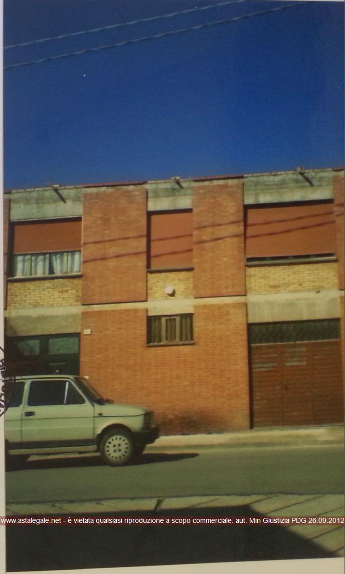 Foligno (PG) Frazione San Giovanni Profiamma - Via Case Basse  1