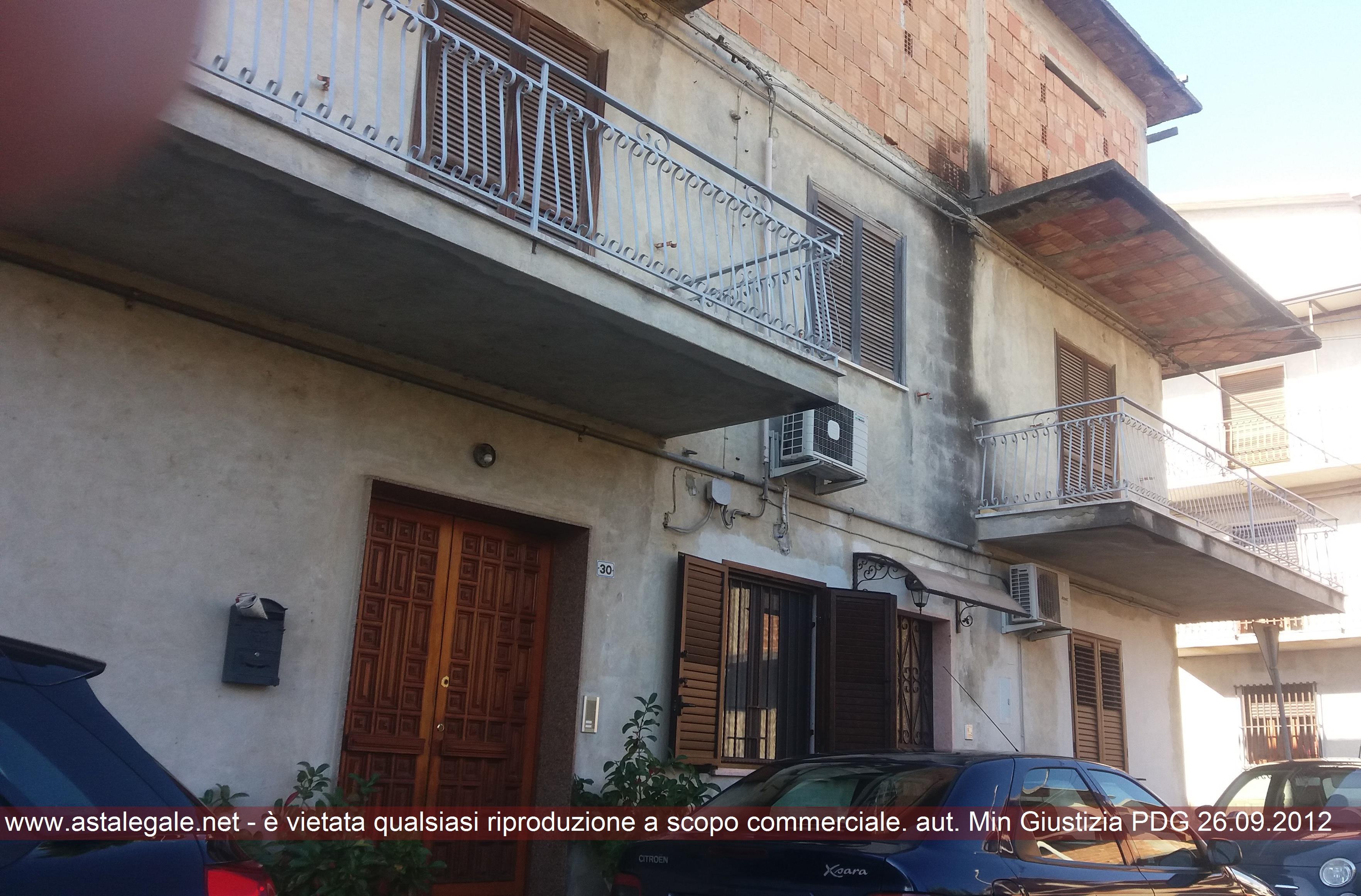 Cassano Allo Ionio (CS) Frazione Lauropoli - via Bachelet 30