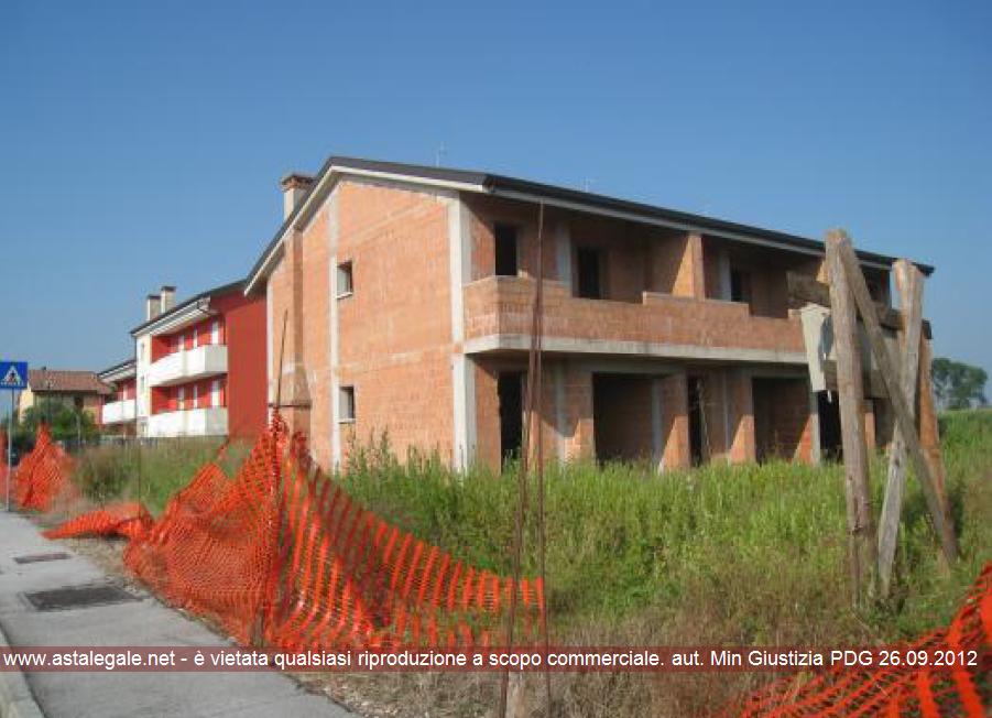 San Giorgio In Bosco (PD) Localita' Sant'Anna Morosina, Via Giovanni Paolo II