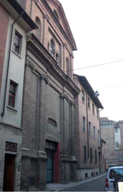 Piacenza (PC) Via San Bernardo 8