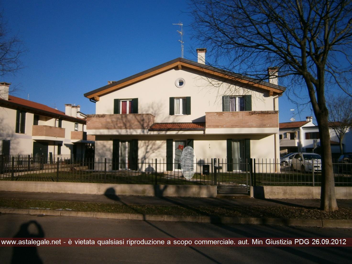 Teolo (PD) Via Antonio Carmignoto 20/B
