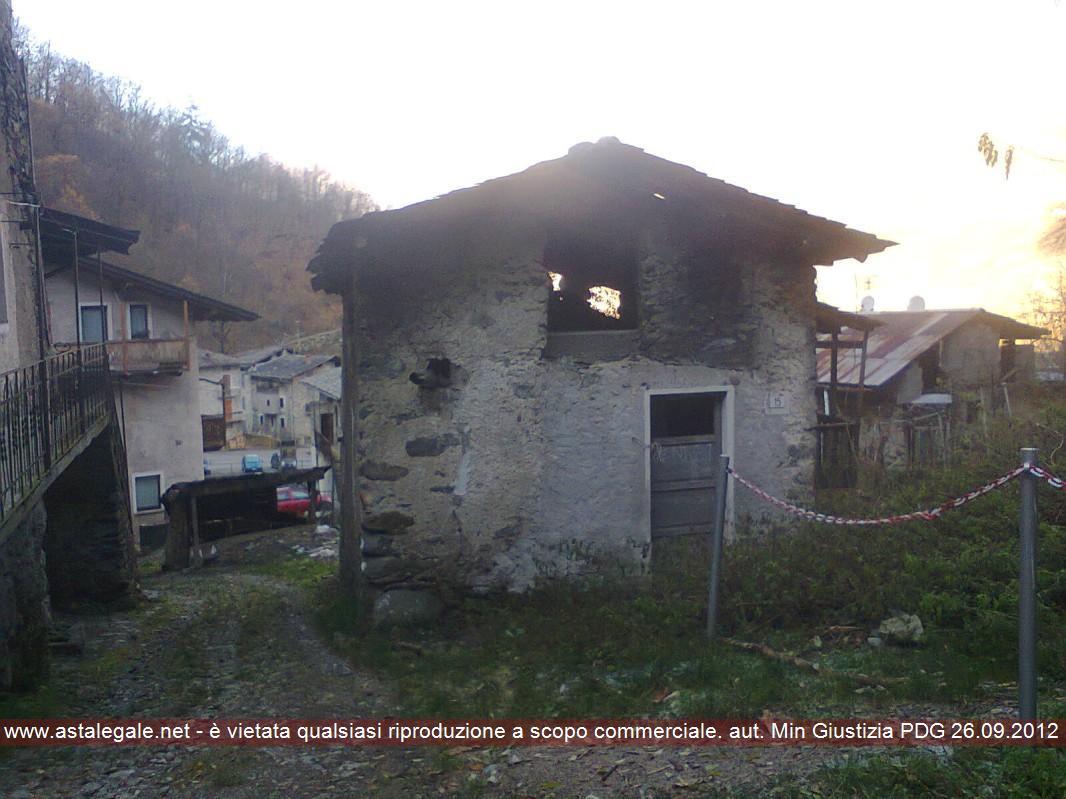 Piateda (SO) Via Valbona